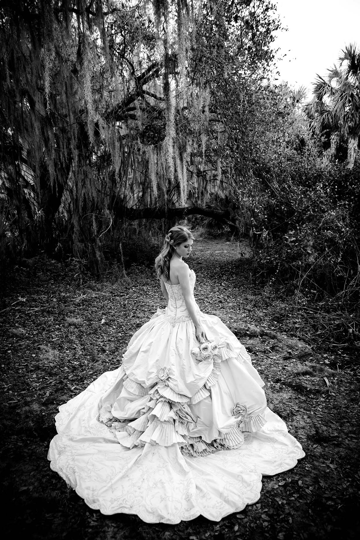 eleven weddings chip litherland myakka river wedding fairytale